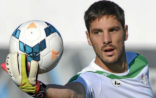 Nuevo xeneize. Guillermo Sara viene del Betis español.