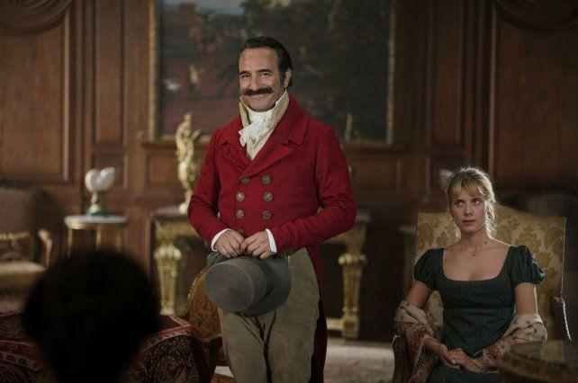 El regreso del héroe. Jean Dujardin es el protagonista del atractivo filme de época en tono de comedia.