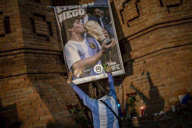 Gracias Diego Maradona