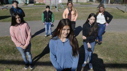 Desde el barrio Triángulo, el lugar donde se inició el programa, La Capital conversó con chicos y chicas que forman parte del programa de Fonbec.