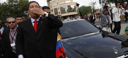 Chávez dijo que Venezuela jamás construirá una bomba atómica