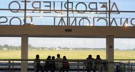 Bonfatti dijo estar preocupado porque el aeropuerto de Rosario está siendo castigado
