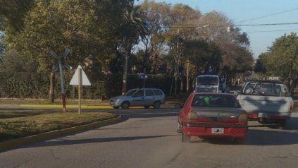 Los imputados se trasladaban en un Renault 19 que fue perseguido y fotografiado por un civil durante varias cuadras.