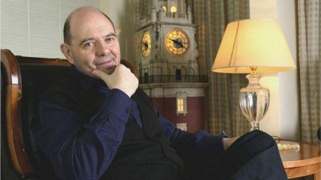 El empresario Carlos Rottemberg