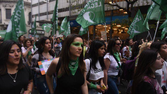 La legalización se gana en las calles