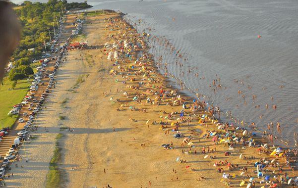 Sol y río. Las playas entrerrianas