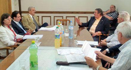 La Cámara baja citaría a Municipios y Comunas por la crisis de V. G. Gálvez