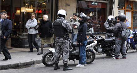 Procesan a un entregador de salideras bancarias en Rosario