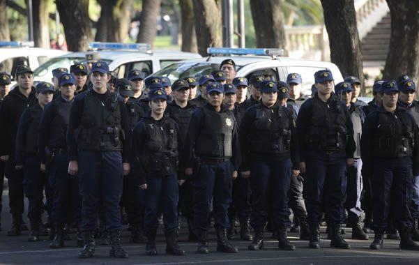 Lo que viene. Sumarán cadetes y retirados para desempeñar tareas en Rosario y otras ciudades de la provincia.