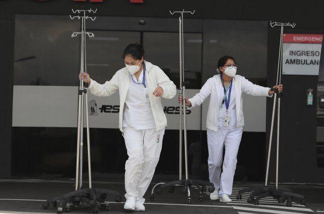Rosario acumula 124 muertes por coronavirus en lo que va de enero