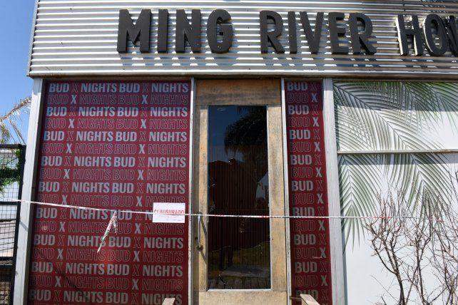 Detienen a tres personas mientras se robaban elementos en el boliche Ming