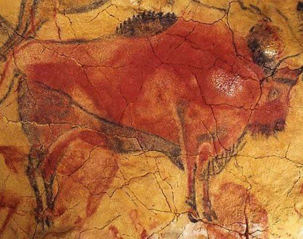 Única. La sala de los bisontes