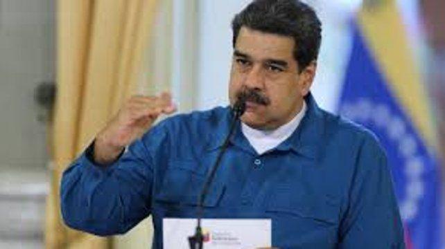 El presidente Maduro rechazó el viernes pasado lo que consideró como amenazas de guerra e invasión hechas por su par brasileño