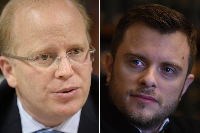 Contigiani y López Molina se cruzaron a través de las redes sociales.