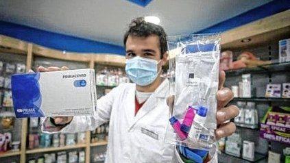 Autorizaron la venta libre en farmacias del test rápido que detecta coronavirus