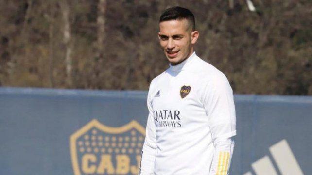 Marcone llegó a Boca a principios del 2019
