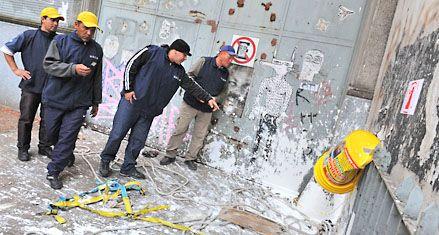 Un obrero murió al caer al vacío desde el décimo piso de un edificio