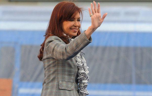 La presidenta será recibida por todos los candidatos del kirchnerismo.
