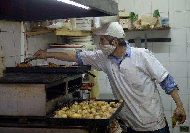 El cocinero