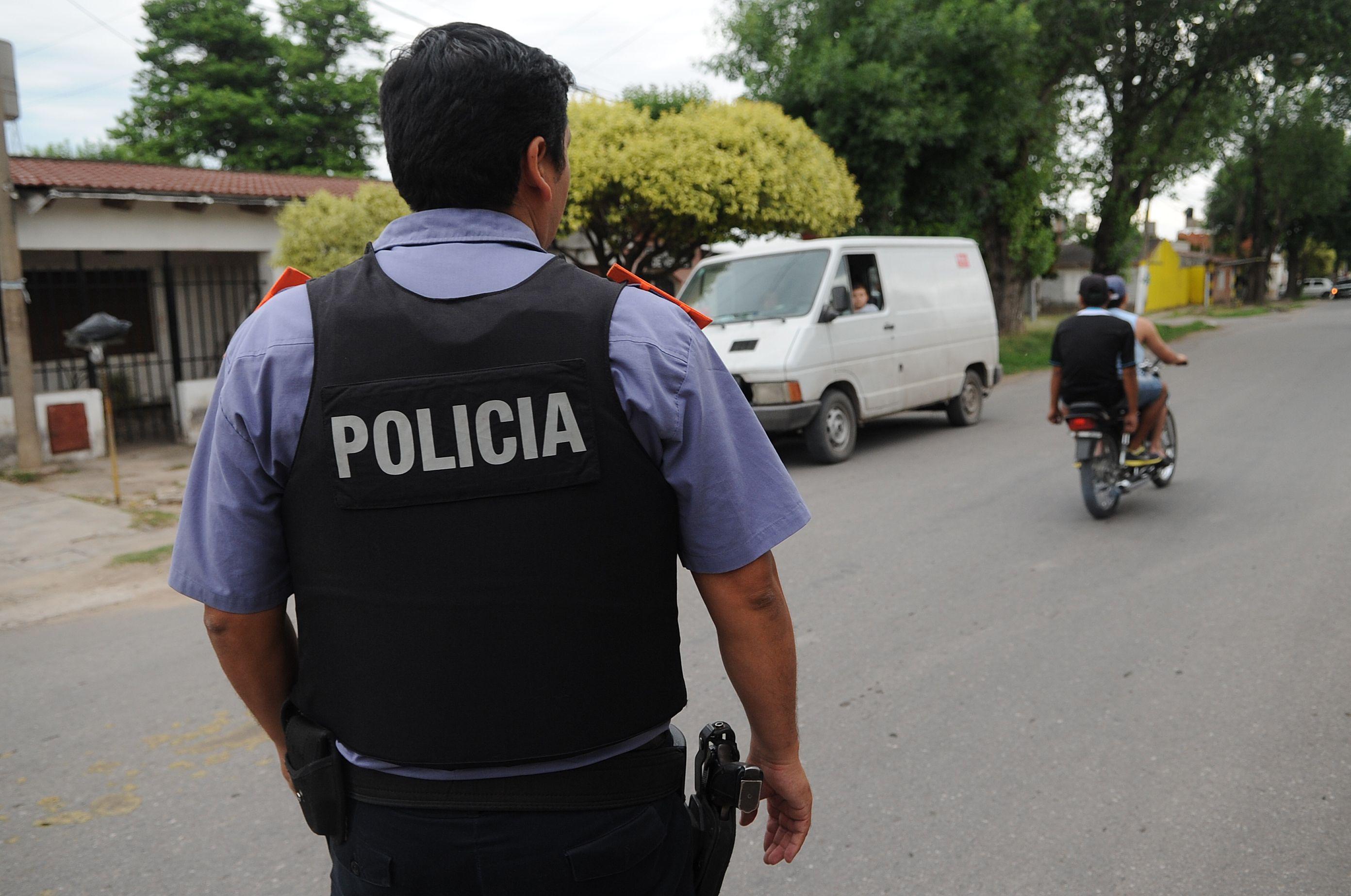 Chaumont dijo que la gente desconfía de la policía porque hay nichos de corrupción