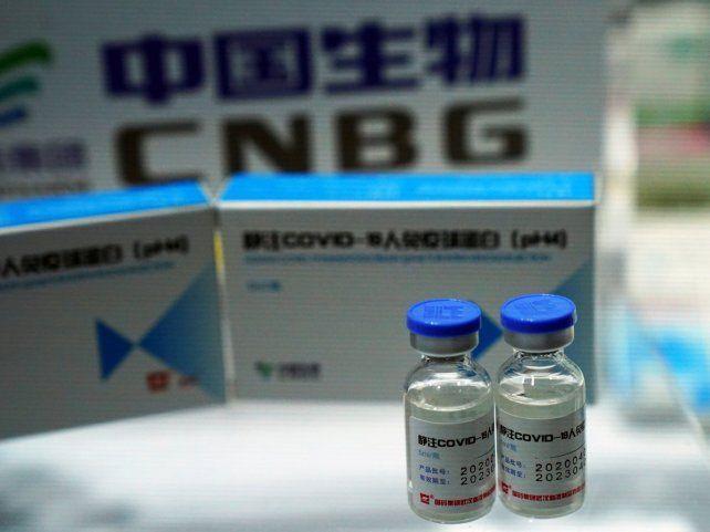 China ya vacunó contra el Covid a casi un millón de personas