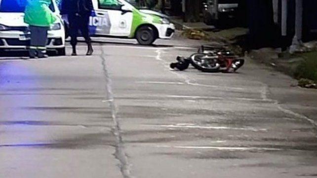 Un policía federal mató a dos motochorros e hirió a otro en un intento de asalto