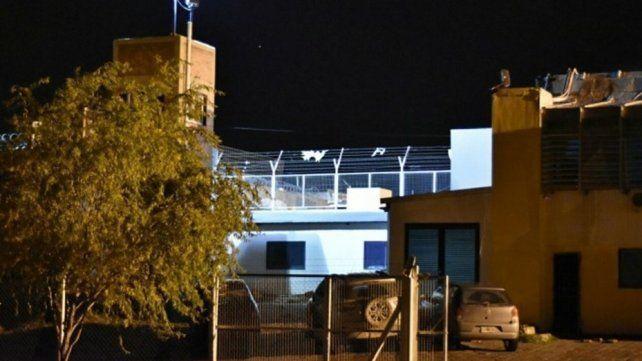 Dos presos se fugaron de un penal de General Roca