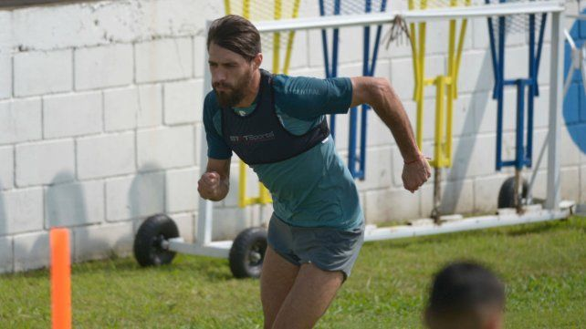 Laso fue de los que más jugó con el Kily González.