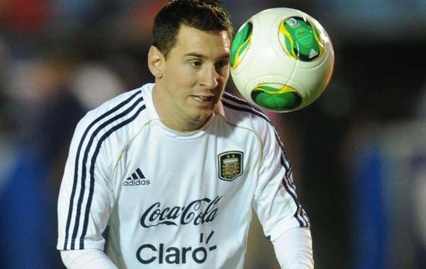 Argentina se presenta en Guatemala para disputar un partido internacional con la presencia de Lionel Messi (foto) y de la mayoría de los titulares.