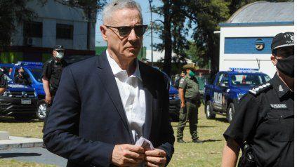 El ministro de Seguridad de Santa Fe, Marcelo Sain.