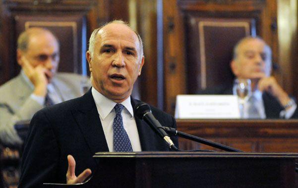 Mensajes en la Corte. Ricardo Lorenzetti exhortó a que la compleja problemática que abarca el narcotráfico sea una prioridad en la agenda pública.