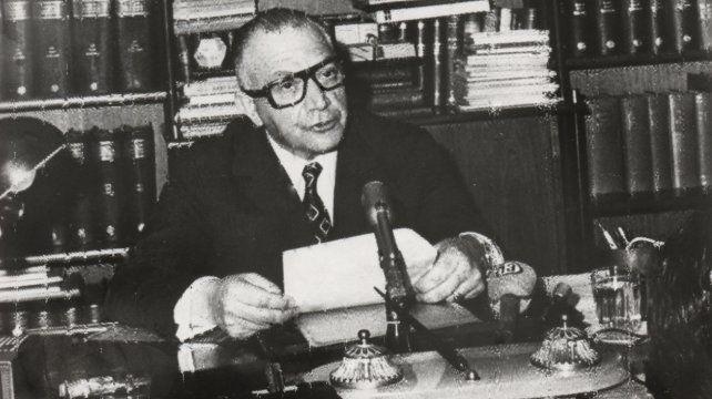 Levingston intentó implementar medidas económicas de corte nacionalista y fue reemplazado.