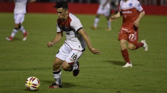 Gol en 2018. Torres anotó en el 2 a 0 ante Deportivo Rincón por Copa Argentina.