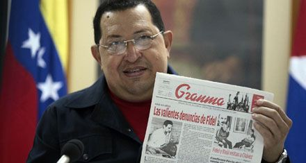 Chávez confirmó la reaparición del cáncer y se someterá a radioterapia