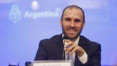 El ministro Guzmán logró un poco de calma tras varias jornadas cambiarias agitadas.