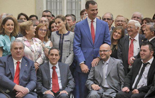Agenda real. Felipe VI y Letizia recibieron por primera vez a las agrupaciones de gays y homosexuales.