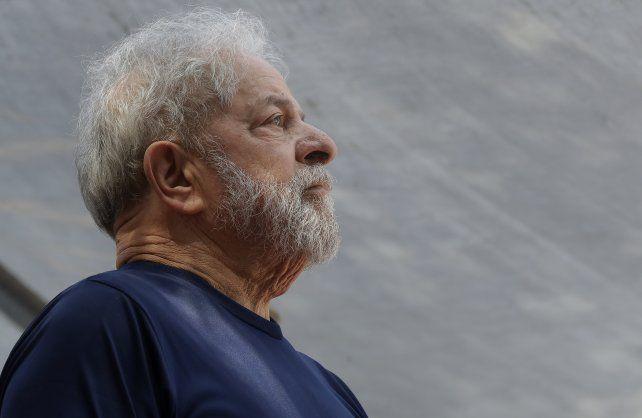 Los fiscales del Lava Jato pidenla prisión domiciliaria para Lula