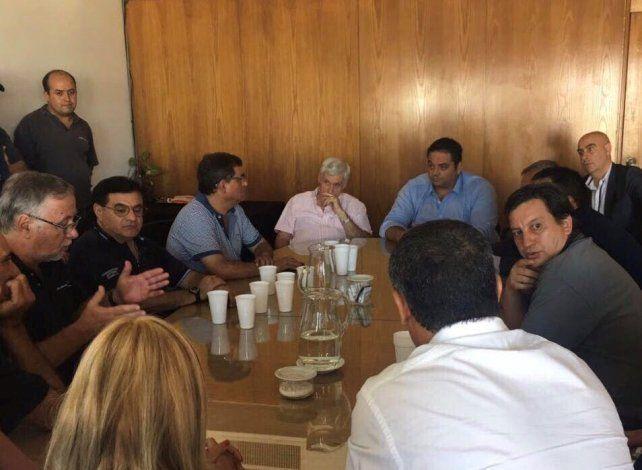 La reunión en el Ministerio de Trabajo en busca de la continuidad laboral de los trabajadores de Mefro Wheels.