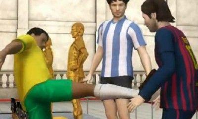 Una animación japonesa sobre la vida de Messi recorre el mundo y recuerda a Newells