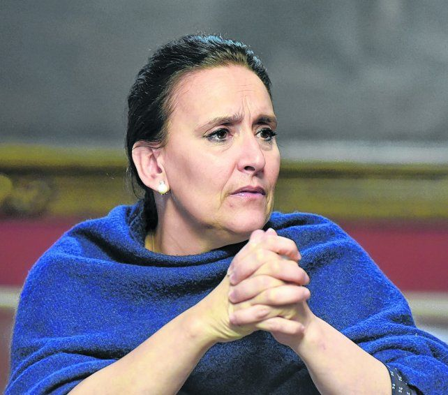 el día después. Gabriela Michetti ligó los cacerolazos al kirchnerismo.