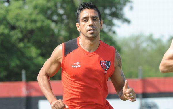 El técnico rojinegro pondría a Figueroa para completar una formación con jugadores de experiencia. (foto: Sebastián Suárez Meccia)