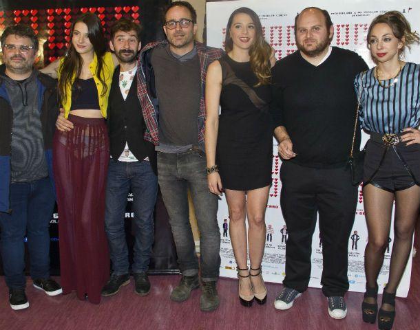 Guerra de los sexos. El director Sebastián de Caro (izquierda) y Alan Pauls