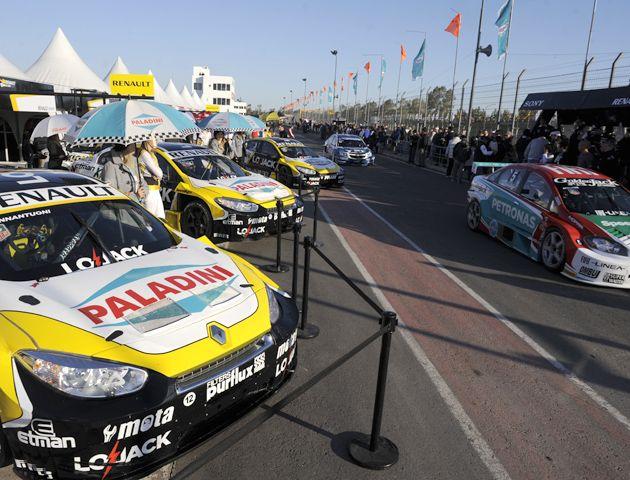 La carrera del Súper TC 2000 se realizará el 26 de abril
