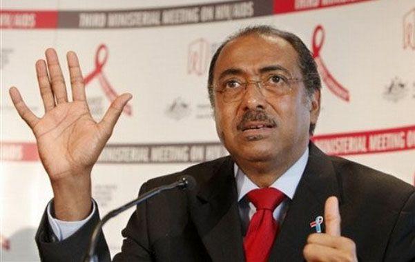 Optimista. Michel Sidibe