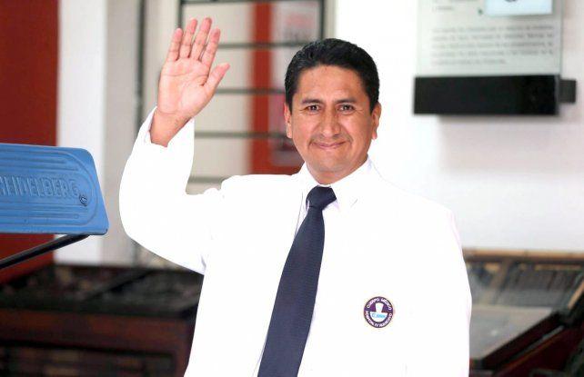 Enemigo interno. Vladimir Cerrón, secretario general y líder de Perú Posible, será uno de los mayores problemas que enfrentará Castillo