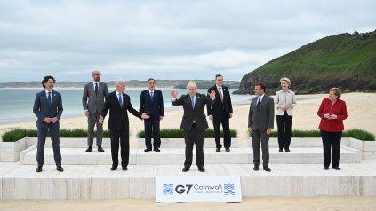 Otra vez juntos. La de Cornualles es la primera cumbre del G7 en tiempos de pandemia.