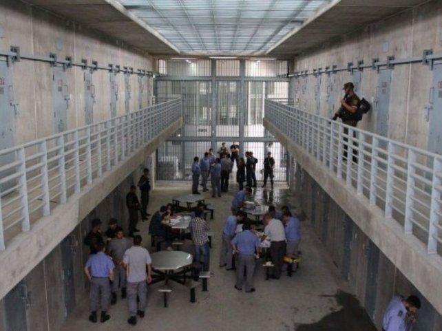 El Servicio Público Provincial de la Defensa Penal elevó reclamos por los internos de la cárcel de Piñero.