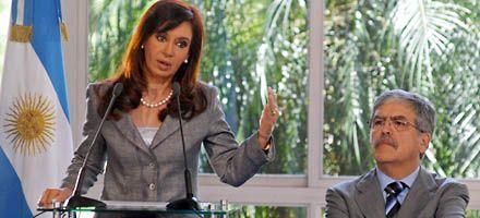 Cristina anuncia hoy los detalles  del millonario plan de obra pública