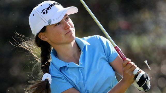 La historia de Victoria Tanco, la golfista argentina que dejó todo por la religión