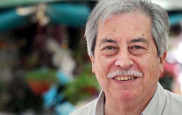 Alberto Calabrese estudia la problemática de los estupefacientes desde hace cuarenta años.